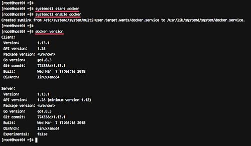 Install Docker on CentOS 7