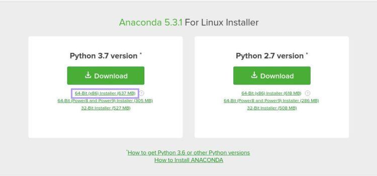 centos download anaconda