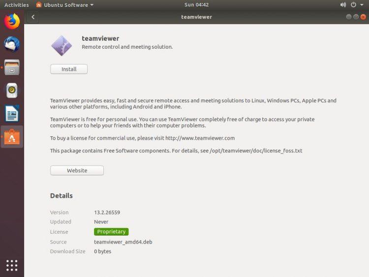 Install Paket Deb di Ubuntu 1