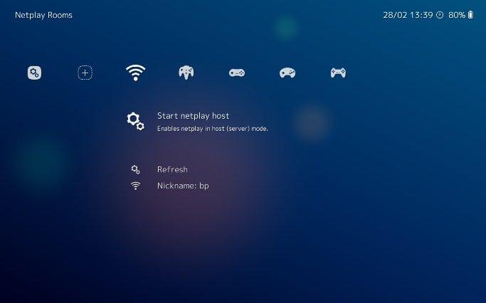 Disro Gaming Linux - Lakka OS