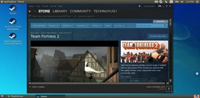 Disro Gaming Linux - Ubuntu GamePack