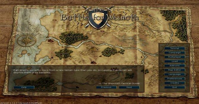 Game Linux Gratis - Battle of Wesnoth