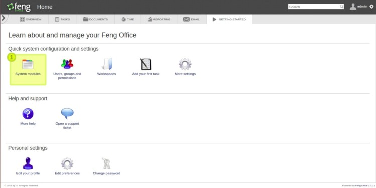 Page 7 - Feng office dashboard