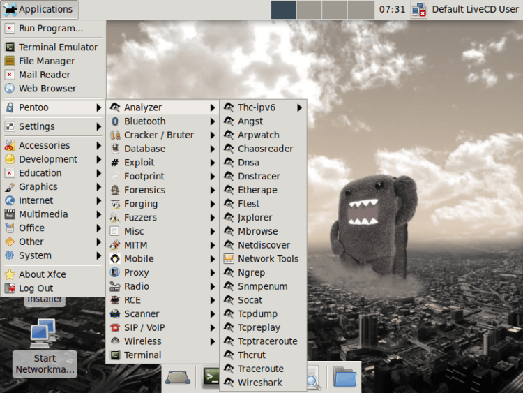 Pentoo Linux