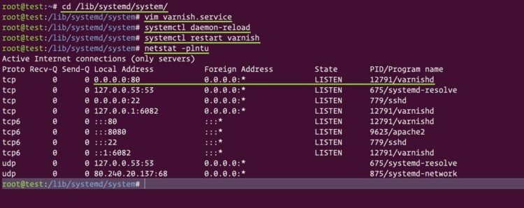 varnish-service