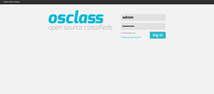 Tutorial Membuat Situs Iklan Baris dengan OSClass di Ubuntu 6