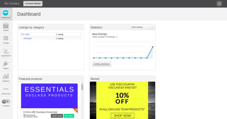 Tutorial Membuat Situs Iklan Baris dengan OSClass di Ubuntu 7