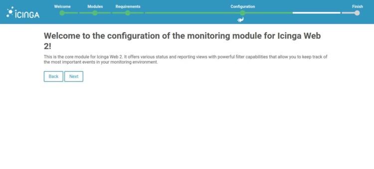 Konfigurasi Software Monitoring Icinga 2 di Ubuntu 10
