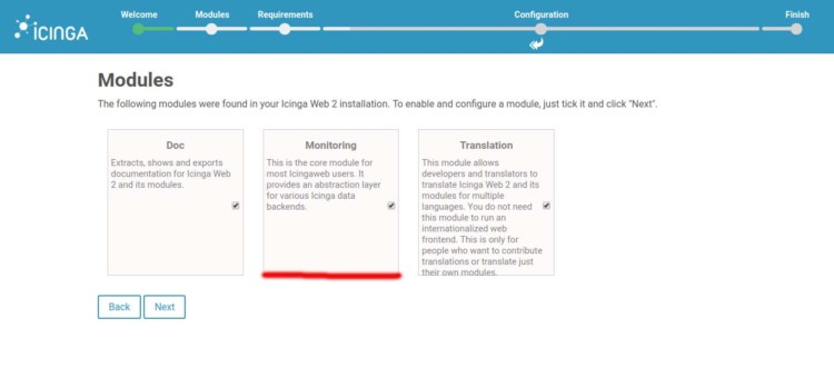 Konfigurasi Software Monitoring Icinga 2 di Ubuntu 2