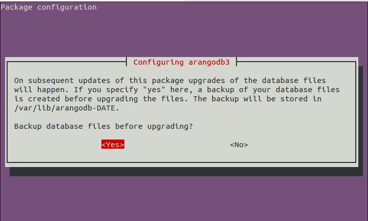 page 5 - Backup database files
