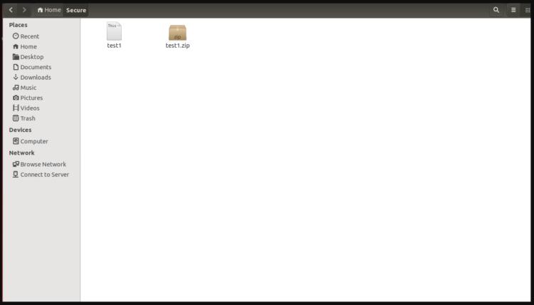 Compress File dengan Kata Sandi 4