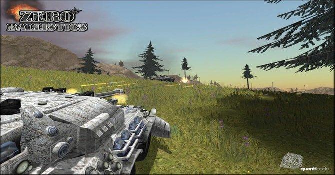 Game Linux Gratis - zero ballistics